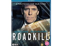 Win a copy of Roadkill Limited Series on Blu-ray