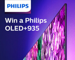 Win a Philips 55 inch OLED+935 worth £2,000!
