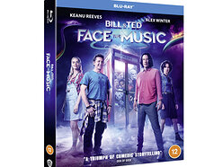 Win a copy of Bill & Ted Face the Music on Blu-ray