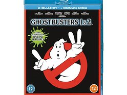 Win a copy of Ghostbusters 1 & 2 on Blu-ray