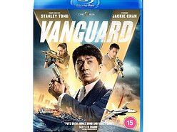 Win a copy of Vanguard on Blu-ray