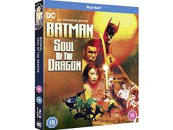 Win a copy of Batman: Soul of the Dragon on Blu-ray