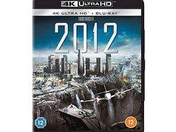 Win a copy of 2012 on 4K Ultra HD