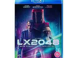Win a copy of LX 2048 on Blu-ray