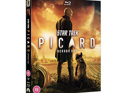 Win a copy of Star Trek: Picard Season One on Blu-ray