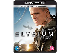 Win a copy of Elysium of 4K Ultra HD