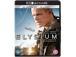 Win a copy of Elysium of 4K Ultra HD