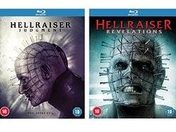 Win copies of Hellraiser: Judgment and Hellraiser: Revelations on Blu-ray