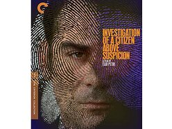 Win a copy of Investigation of a Citizen Under Suspicion on Blu-ray