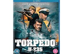 Win a copy of Torpedo: U-235 on Blu-ray
