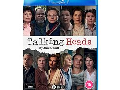 Win a copy of Alan Bennett's Talking Heads on Blu-ray