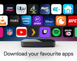 Download all your favourite apps and games from Google Play. Including BT Sport, Amazon Prime Video, Disney+, and over 20,000 titles on Google Play Movies.