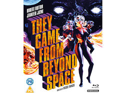 Win a copy of They Came from Beyond Space on Blu-ray