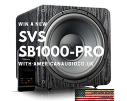 Win a SVS SB1000-PRO + 10 Runners-Up Prizes