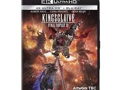 Win a copy of Kingsglaive: Final Fantasy XV on 4K Ultra HD
