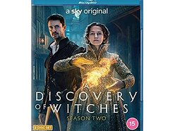 Win a copy of A Discovery of Witches: Season Two on Blu-ray