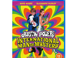Win a copy of Austin Powers: International Man of Mystery on Collector's Edition Blu-ray