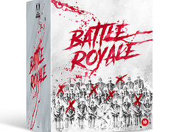 Win a copy of the Battle Royale Limited Edition Blu-ray Box Set
