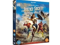 Win a copy of Justice Society: World War II on Blu-ray