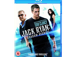 Win a copy of Jack Ryan: Shadow Recruit on Blu-ray