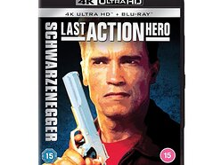 Win a copy of Last Action Hero on 4K Ultra HD Blu-ray
