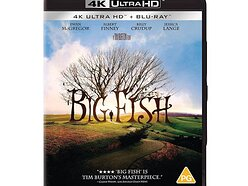 Win a copy of Big Fish on 4K Ultra HD Blu-ray