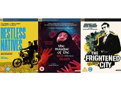 Win three Studiocanal Vintage Classics on Blu-ray