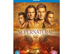 Win a copy of Supernatural: The Fifteenth and Final Season on Blu-ray