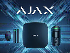 Win an Ajax Smart Wireless Alarm Competition - worth over £385
