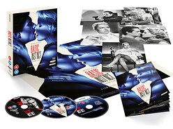Win a copy of the 4K Ultra HD Blu-ray Collector's Edition of Basic Instinct