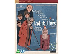 Win a copy of Studiocanal Vintage Classic The Ladykillers on Blu-ray