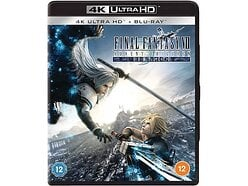 Win a copy of Final Fantasy VII: Advent Children Complete on 4K Ultra HD Blu-ray