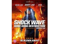 Win a copy of Shock Wave: Hong Kong Destruction on Blu-ray
