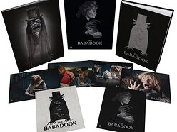 Win a copy of the Limited Edition Babadook 4K Ultra HD Blu-ray