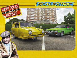 Win a copy of a Scalextric Only Fools and Horses Twin Pack
