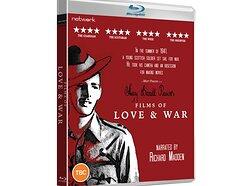 Win a copy of Harry Birrell Presents Films of Love & War on Blu-ray