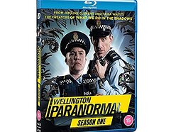 Win a copy of Wellington Paranormal: Season 1 on Blu-ray