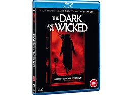 Win a copy of The Dark and the Wicked on Blu-ray