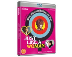 Win a copy of Just Like a Woman on Blu-ray