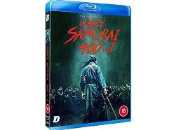 Win a copy of Crazy Samurai: 400 vs 1 on Blu-ray