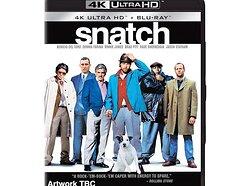 Win a copy of Snatch on 4K Ultra HD