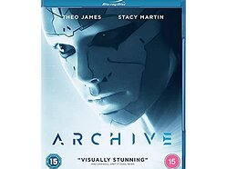 Win a copy of Archive on Blu-ray