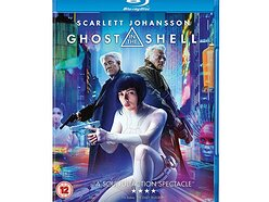 Win a copy of Ghost in the Shell on Blu-ray