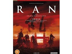 Win a copy of Studiocanal's Ran on Blu-ray