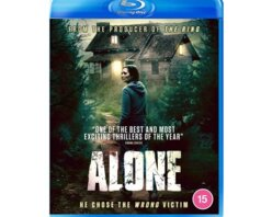 Win a copy of Alone on Blu-ray