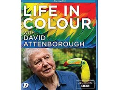 Win a copy of Life in Colour with David Attenborough on Blu-ray