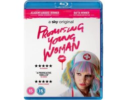 Win a copy of Promising Young Woman on Blu-ray