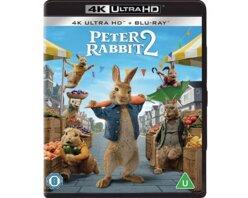 Win a copy of Peter Rabbit on 4K Ultra HD Blu-ray