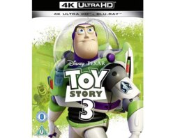 Win a copy of Toy Story 3 on 4K Ultra HD Blu-ray