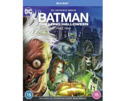 Win a copy of Batman: The Long Halloween Part Two on Blu-ray